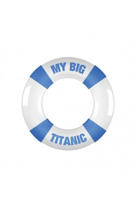 ANILLO PARA EL PENE BUOY MY BIG TITANIC - Imagen 1