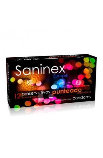 SANINEX PUNTEADO AROMATICO FLORAL 12 UDS - Imagen 1