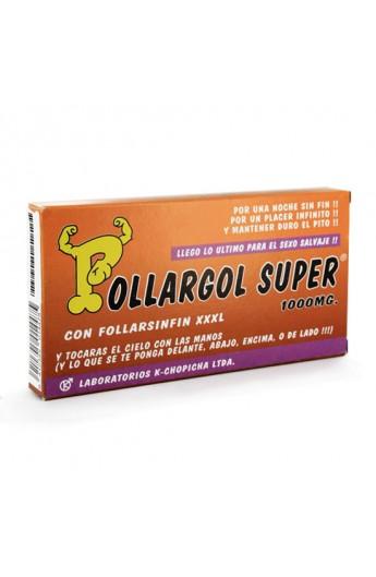 POLLARGOL SUPER CAJA DE CARAMELOS - Imagen 1