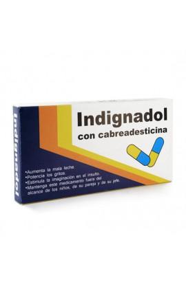 INDIGNADOL CAJA DE CARAMELOS - Imagen 1