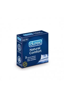 DUREX NATURAL COMFORT 3 UDS - Imagen 1
