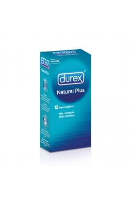 DUREX NATURAL PLUS 12 UDS - Imagen 1