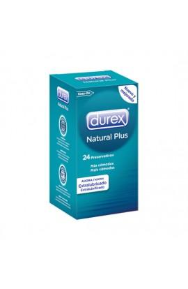 DUREX NATURAL PLUS 24 UDS - Imagen 1