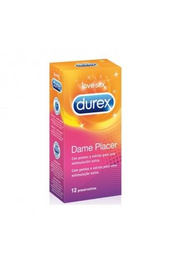 DUREX DAME PLACER 12 UDS - Imagen 1
