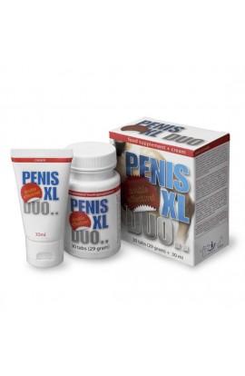 PENIS XL DUO PACK CAPSULAS Y CREMA - Imagen 1
