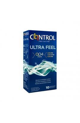 CONTROL PRESERVATIVOS FINISSIMO ULTRAFEEL 10 UDS - Imagen 1