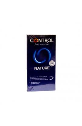 CONTROL PRESERVATIVOS NATURE 12UDS - Imagen 1