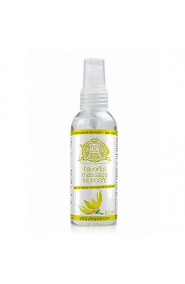 TOUCHE ICE LUBRICANTE COMESTIBLE YLANG YLANG 80 ML - Imagen 1