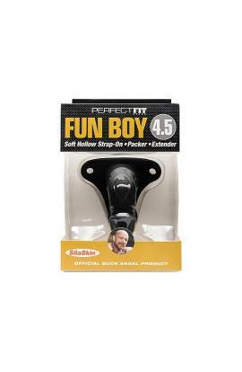 FUN BOY 11CM - NEGRO - Imagen 1