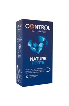 PRESERVATIVOS CONTROL NATURE FORTE 12UDS - Imagen 1