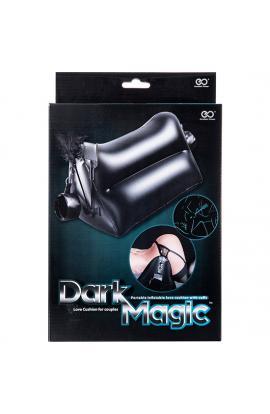 DARK MAGIC COGÍN DEL AMOR INFLABLE - Imagen 1