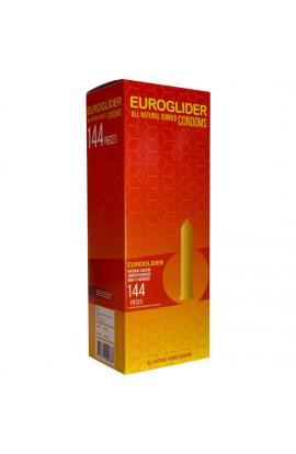 PRESERVATIVOS EUROGLIDER - 144 PCS - Imagen 1