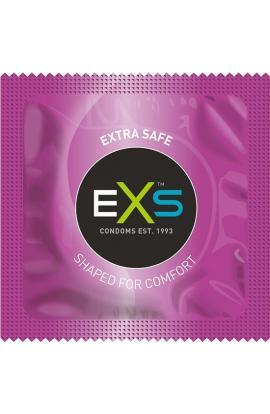 PRESERVATIVOS EXTRA SEGUROS EXS- 100 PACK - Imagen 1