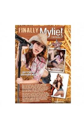 FINALLY MYLIE MUÑECA HINCHABLE - Imagen 1