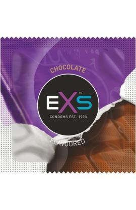 EXS PRESERVATIVOS DE SABORES VARIOS - 400 PACK - Imagen 1