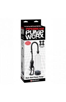PUMP WORX BOMBA DE SUCCION ROCK HARD - Imagen 1