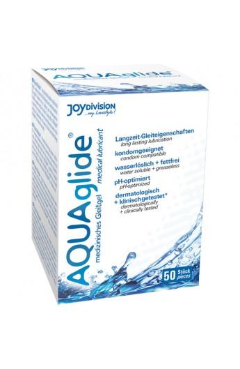 AQUAGLIDE LUBRICANTE 50 MONODOSIS - Imagen 1