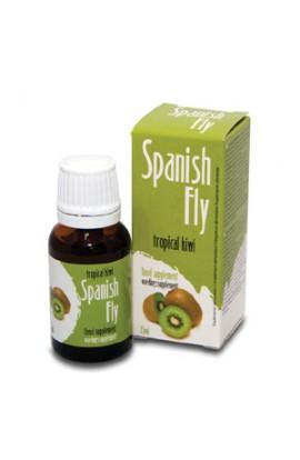 SPANISH FLY GOTAS DEL AMOR KIWI TROPICAL - Imagen 1