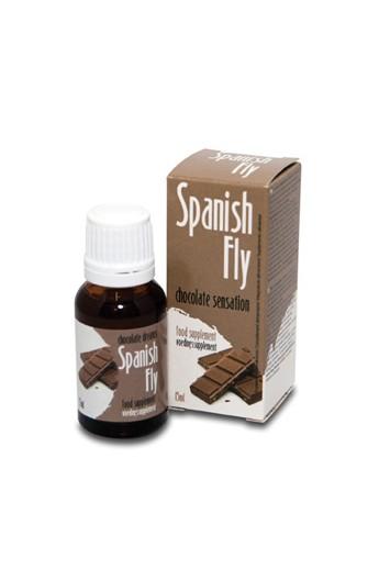 SPANISH FLY GOTAS DEL AMOR SENSACION DE CHOCOLATE - Imagen 1