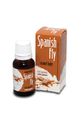 SPANISH FLY GOTAS DEL AMOR CARAMELO - Imagen 1