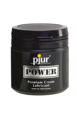 PJUR POWER CREMA LUBRICANTE PERSONAL 150 ML - Imagen 1