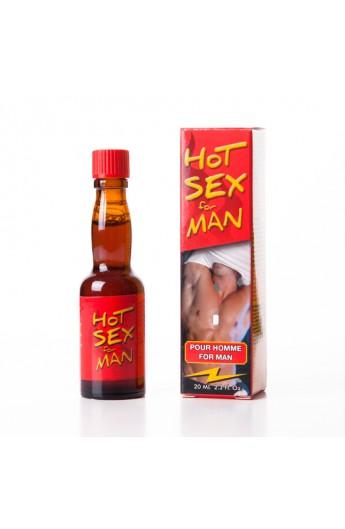 HOT SEX AFRODISIACO PARA EL HOMBRE - Imagen 1
