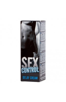 SEX CONTROL CREMA RETARDANTE - Imagen 1