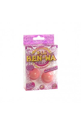 THE ORIGINAL BEN WA BALLS XL BOLAS CHINAS ROSAS - Imagen 1