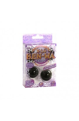 THE ORIGINAL BEN WA BALLS XL BOLAS CHINAS NEGRO - Imagen 1