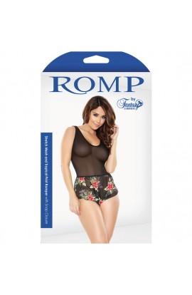 ROMP BODY TROPICAL PRINT - Imagen 1