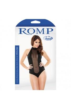 ROMP CLOUSURE BODY NEGRO - Imagen 1