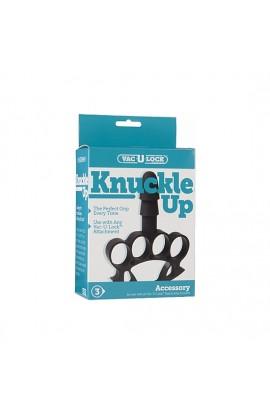 VAC-U-LOCK DILDO KNUCKLE UP - Imagen 1